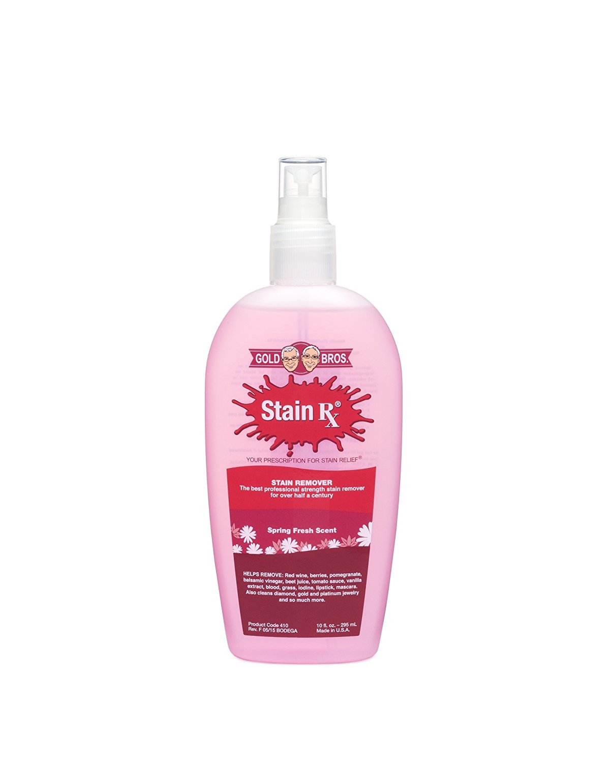 Stain Rx Spring Fresh Scent