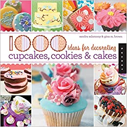 1 000 Ideas For Decorating Cupcakes Cookies Cakes Sandra