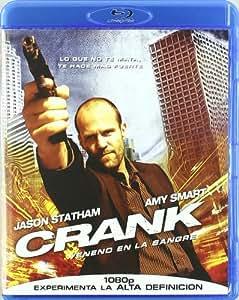 Crank: Veneno en la sangre [Blu-ray]