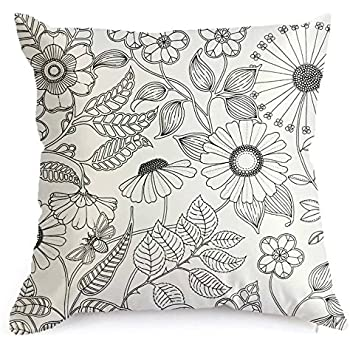 Amazon.com: Colortime Crafts and Markers Girl Power Pillowcase ...
