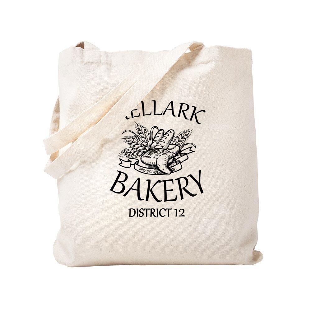 CafePress – HG Mellark Bakery – ナチュラルキャンバストートバッグ、布ショッピングバッグ S ベージュ 0625486786DECC2 B0773T64DN S