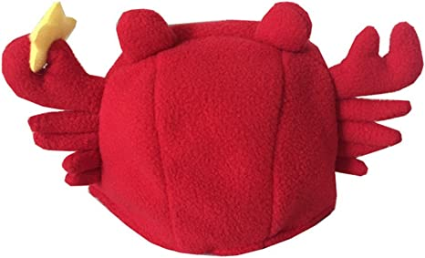 Mascota Perro Disfraz de Halloween Cap gorro para perro Teddy rojo ...