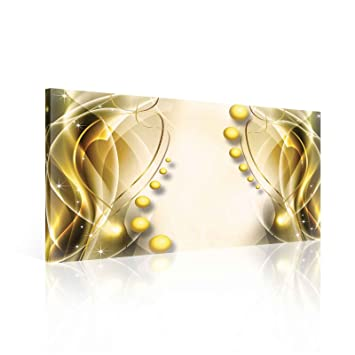 home wall of.htm amazon com ready to hang canvas wall art abstract gold light  canvas wall art abstract gold light