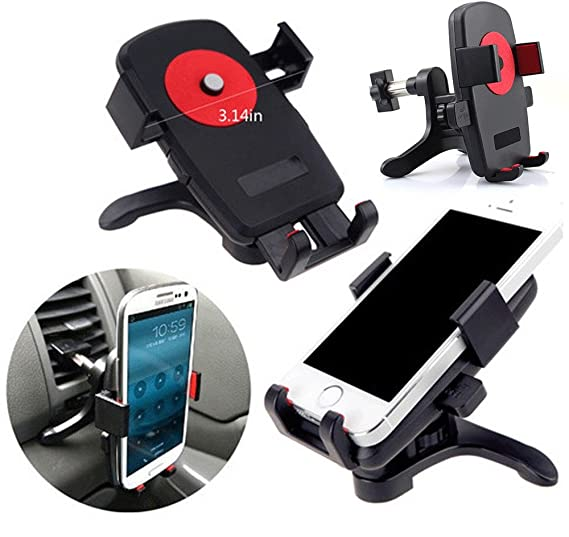 on sale 97167 e9eba Amazon.com: Car Vent Mount Holder for Apple Iphone 6 Plus 5S Smart ...