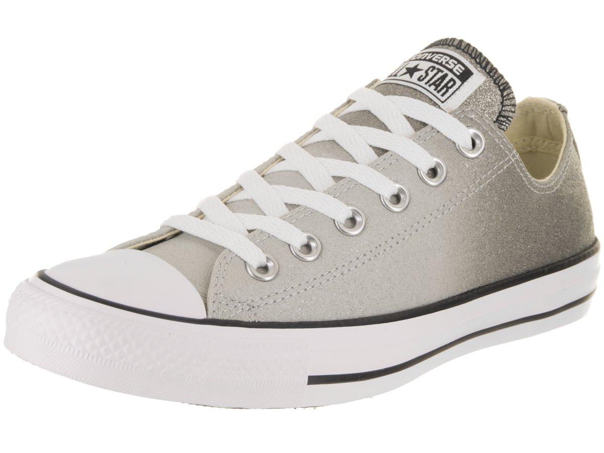 Converse Unisex Chuck Taylor All Star Ox Ash Grey/Black/White Casual Shoe 4.5 Men US/6.5 Women US
