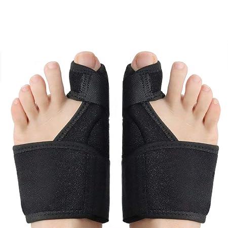 1 Paar Hallux Valgus Schiene Big Zehenspreizer Korrektur bandage Hilfe bei Hallux Valgus und Schmerzlinderung, Entzündeten Fu