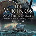 The Vikings and Their Enemies: Warfare in Northern Europe, 750-1100 Audiobook by Philip Line Narrated by Robert Fass