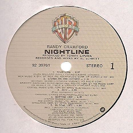(VINYL LP) Nightline