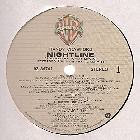 (VINYL LP) Nightline