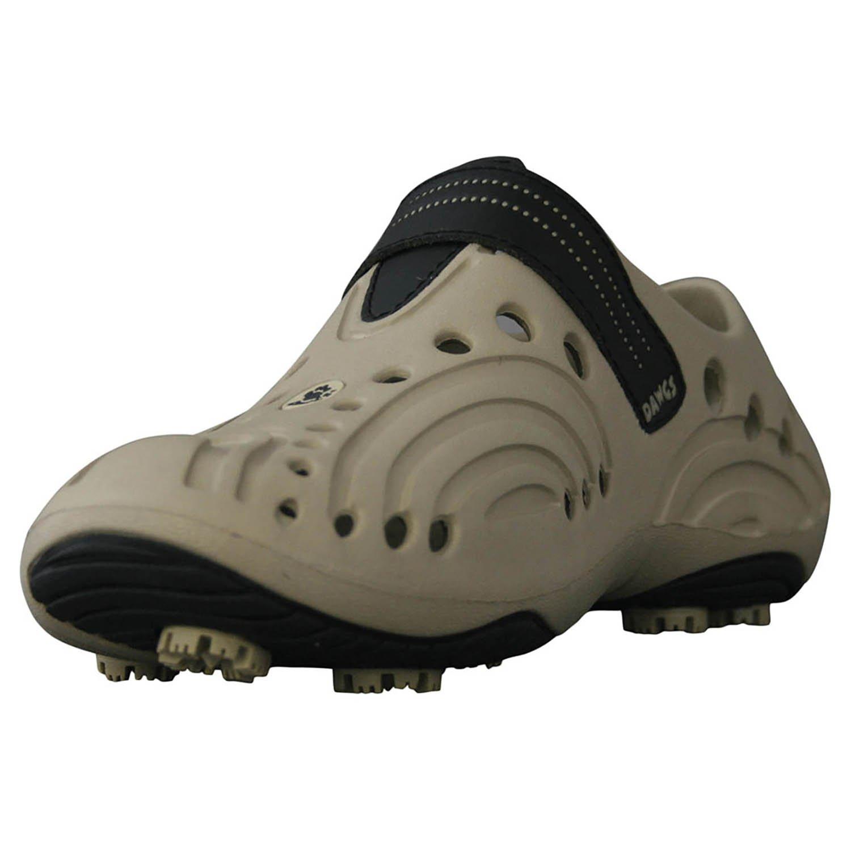 DAWGS Women's Golf Spirit Walking Shoe B0036ZW4AK 11 B(M) US|Tan/Black