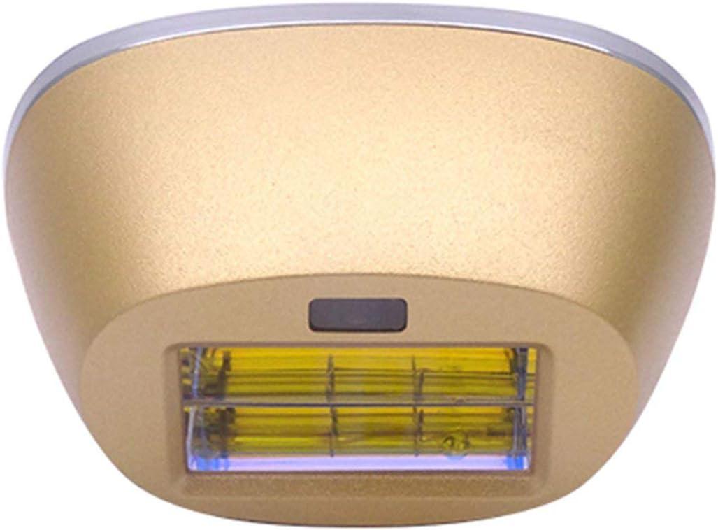 Mujeres indoloras depiladora láser eléctrica tamaño compacto axila ...