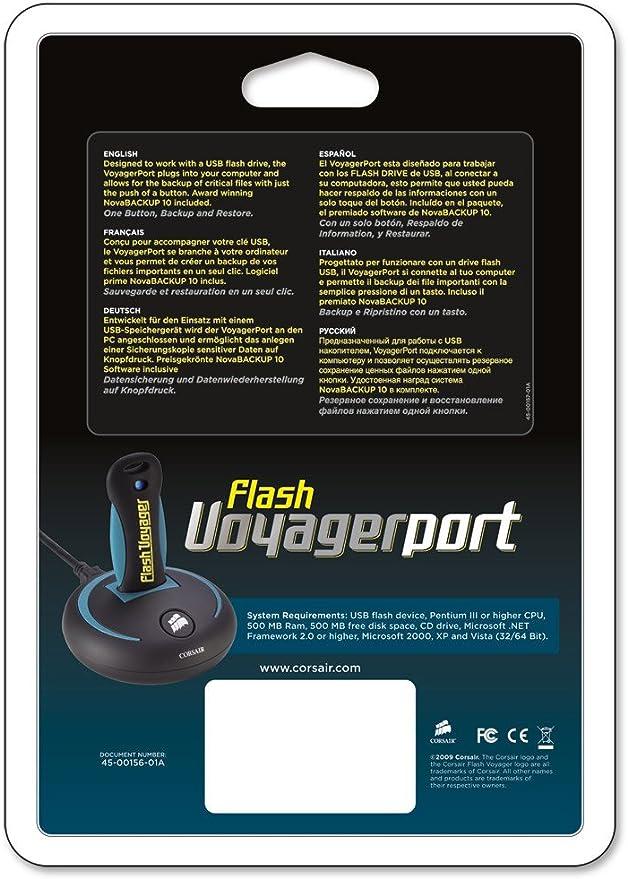 Corsair Voyager Port Portable Usb 2 0 Backup Lösung Computer Zubehör