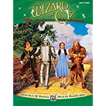 The Wizard of Oz - 70th Anniversary Deluxe Songbook: Easy Piano