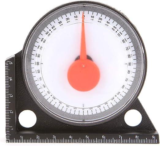 Clinometer Slope Angle Finder Slope Magnetic Inclinometer Level Measure Useful