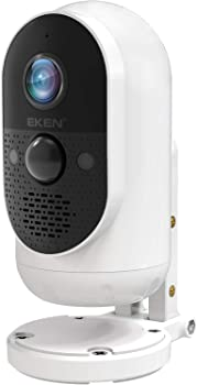 Eken 1080p Wireless Outdoor Security Camera with PIR Motion Detection