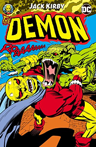 The Demon by Jack Kirby ()