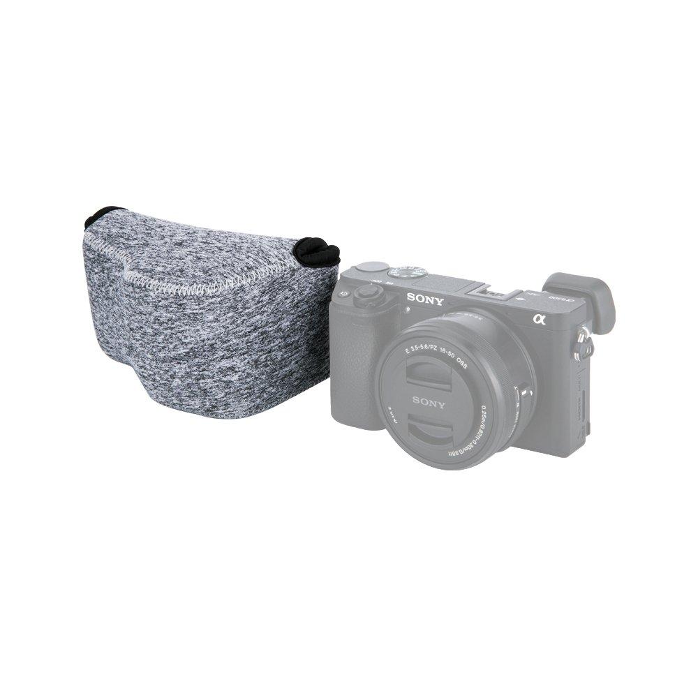 E 16-50mm Lens//DSC-RX1RII RX1R RX1 And Other Camera /& Lens Below 4.7 x 2.9 x 3.4 W x H x D JJC Ultra-Light Neoprene Camera Case Pouch Bag for Sony Alpha A6500 A6400 A6300 A6000 A5100 A5000 NEX 5N
