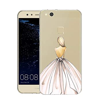 coque huawei p10 lite fille
