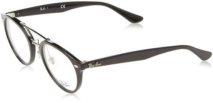 bc8f93e8594dc Amazon.com  Ray-Ban RB5354 - 5675 Eyeglasses Tortoise Brown w  Clear ...