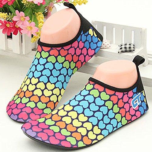 Color Shoes light Heart Joah Water Store Beach Boys Characters Swim Girls Pool xxPvnAqp8w