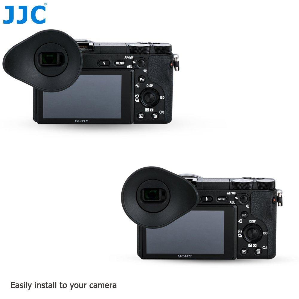 PR oto Trend JJC ES A6500 Eyecup Okulare für Sony Amazon Kamera
