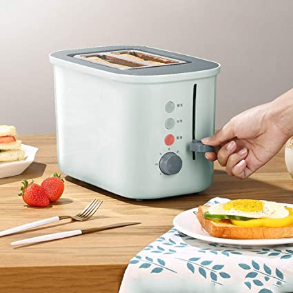 2 Slice Toaster, tostadora de pan con 7 Variable de control de ...