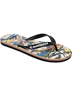 Quiksilver Caged Oasis - Sandals for Men AQYL100749  Amazon.co.uk ... 9e7f8ee1238