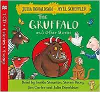 The Gruffalo and Other Stories: Amazon.es: Donaldson, Julia ...