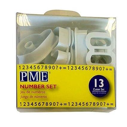 Legno 5 x 1.3 x 5 cm PME Tagliapasta Bianco