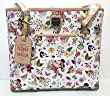 Disney Dooney and Bourke Epcot Flower and Garden Festival 2018 Tote Bag Purse
