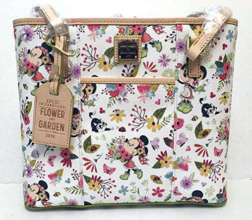 Disney Dooney and Bourke Epcot Flower and Garden Festival 2018 Tote Bag Purse by DisneyParks