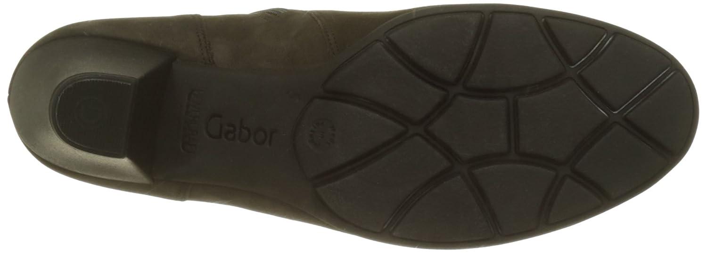 Gabor Damen Basic Stiefel Schwarz Schwarz Schwarz f31c23
