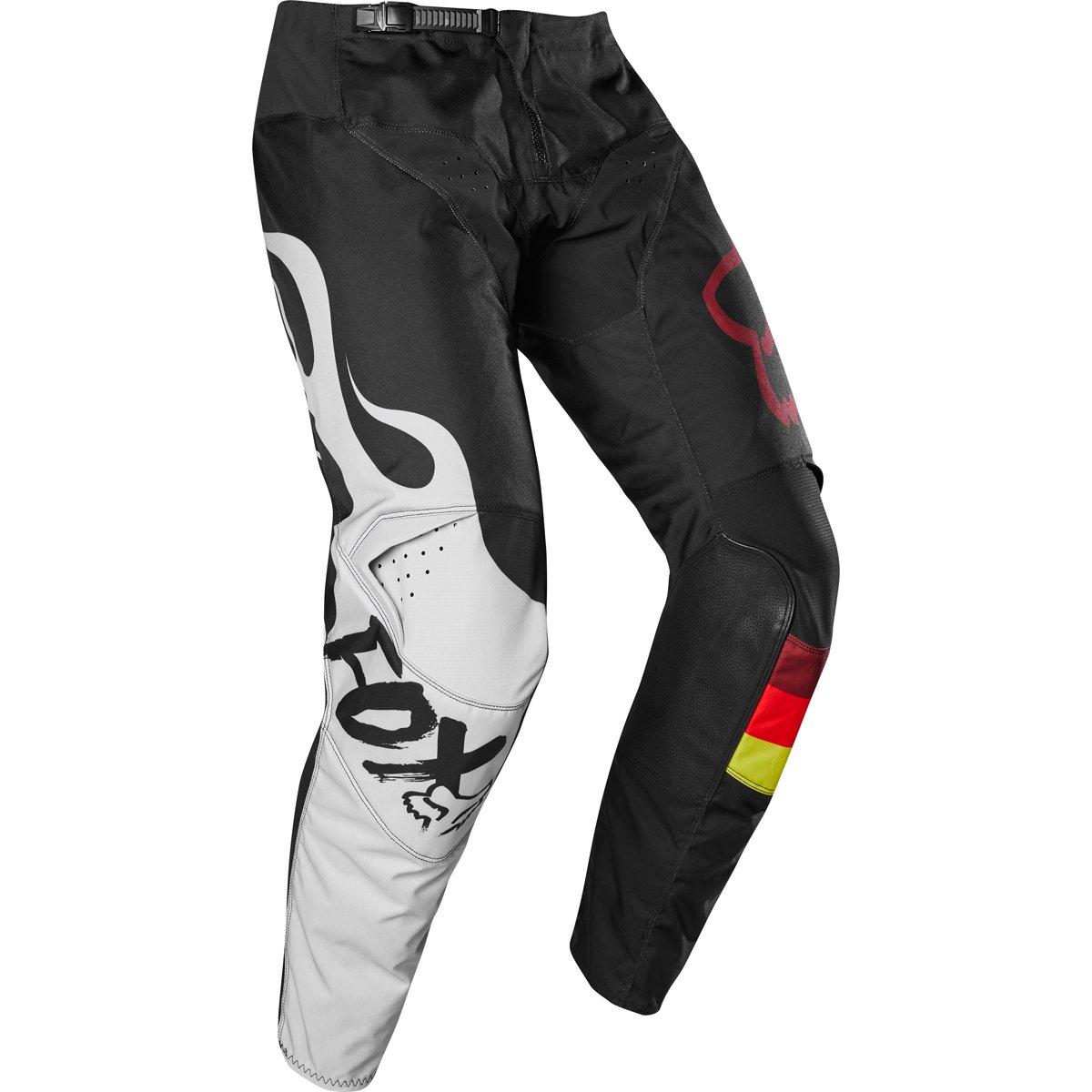 Fox Racing 180 Rodka SE Men's MX Motorcycle Pants - Black / 28