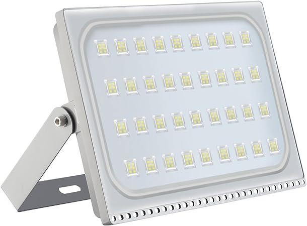 Foco proyector LED 200W para exteriores, resistente al agua IP65 ...