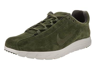 e89b4f1f5572 Nike Men s Mayfly Leather PRM Legion Green Legion Green Casual Shoe 7.5 Men  US