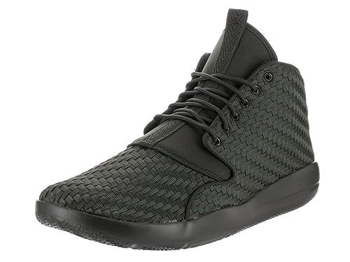 2d62b5e77e85 Jordan Shoes - Eclipse Chukka green black size  42  Amazon.co.uk ...