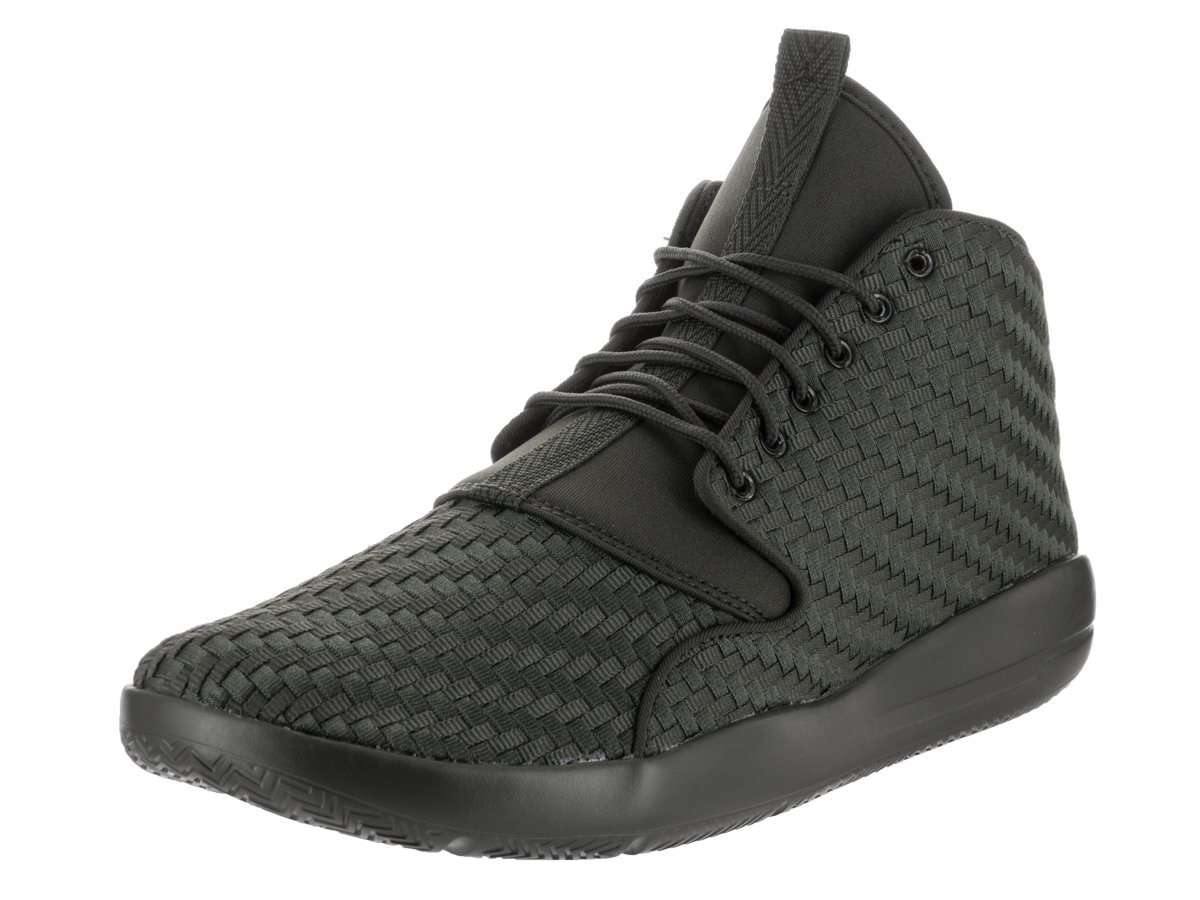 Jordan Nike Men's Eclipse Chukka Sequoia/Black Basketball Shoe 13 Men US by Jordan