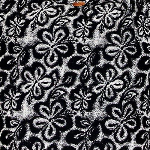 Crossbody Black Hipster Boho Bag Hobo Bohemian Hippie Flower Shoulder f8X7Bvn