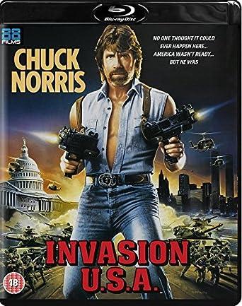 Invasion U.S.A. [Reino Unido] [Blu-ray]: Amazon.es: Chuck ...