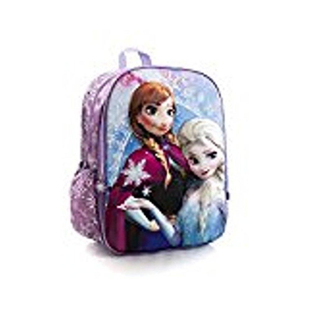 Disney Frozen Annaエルサデラックス3d Large 16バックパック   B00UE90PDY