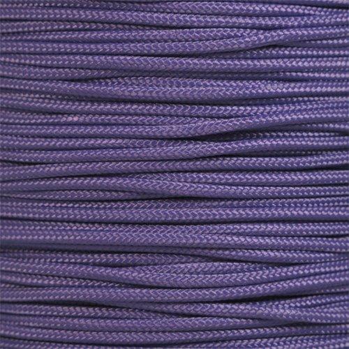 3 Purple Strand - West Coast Paracord 3 Strand Nylon Certified Type II 325 Paracord (Purple, 25 Feet)