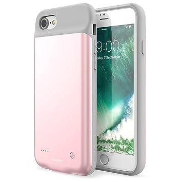 i-Blason Funda de batería iPhone 8, Carcasa de batería de ...
