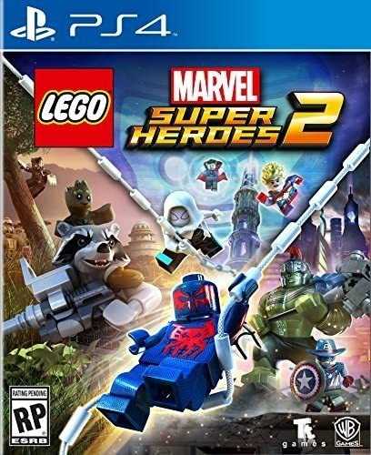 Amazon Com Lego Marvel Superheroes 2 Playstation 4 Whv Games