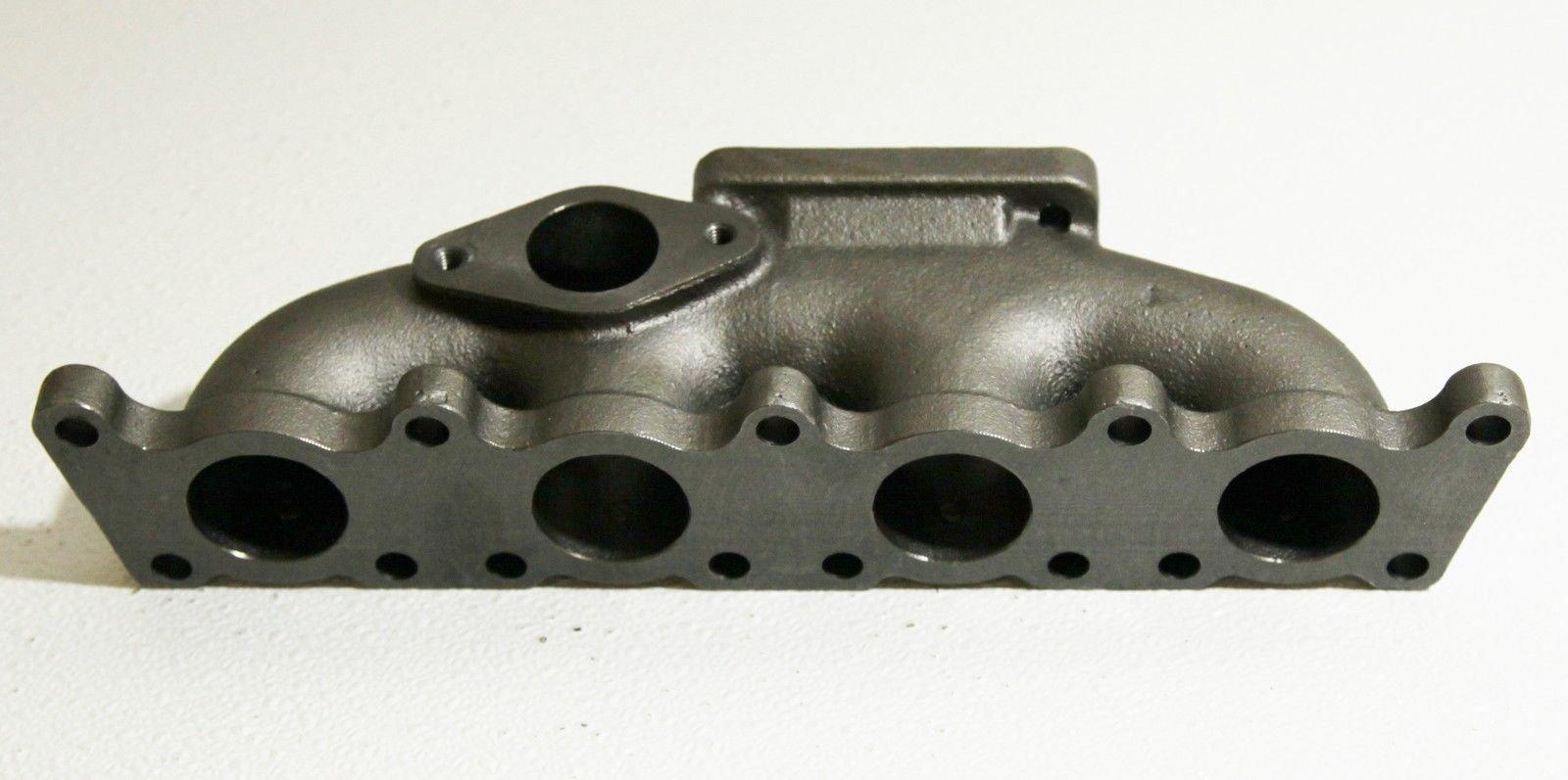 VW 1.8T tra Golf Jetta MK4 99-05 Cast Iron Turbo Manifold T3 by emusa (Image #2)