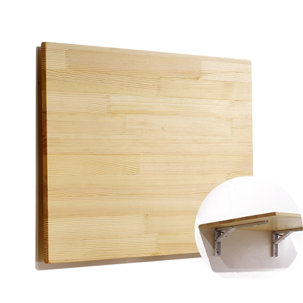 マチョン コンピュータデスク 折りたたみテーブル棚ラックダイニングテーブルコンピュータデスク (サイズ さいず : 80cm*30cm) B07DS8S1FN 80cm*30cm 80cm*30cm