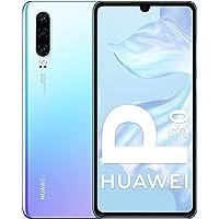 "Huawei P30 - Smartphone de 6.1"" (Kirin 980 Octa-Core de 2.6GHz, RAM de 6 GB, Memoria interna de 128 GB, cámara de 40 MP…"