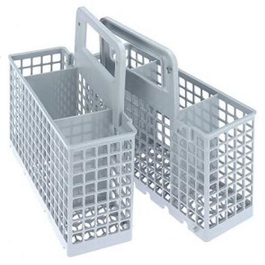 Spares2go Cubiertos Cesto Jaula para LG lavavajillas (6/3 ...