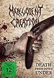 Malevolent Creation - Death From Downunder