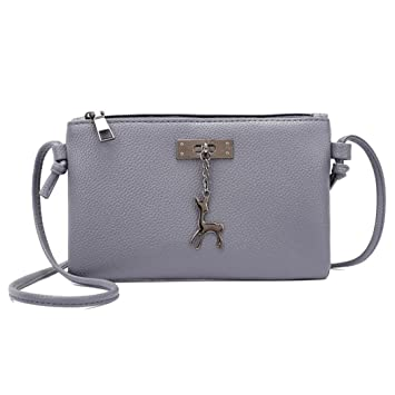 60551bc21fe9 Amazon.com: Hot Sale! Neartime Coin Bag, Womens Leather Crossbody ...