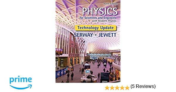 Amazon physics for scientists and engineers with modern physics amazon physics for scientists and engineers with modern physics technology update 9781305401969 raymond a serway john w jewett books fandeluxe Image collections